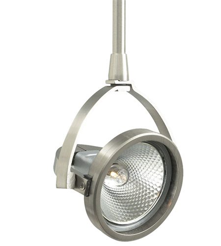 Satin Nickel John Track Lighting
