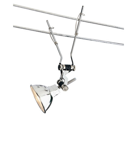 Tech Lighting 700kjan36c Jane 1 Light Halogen Chrome Low Voltage Kable Lite Head Ceiling