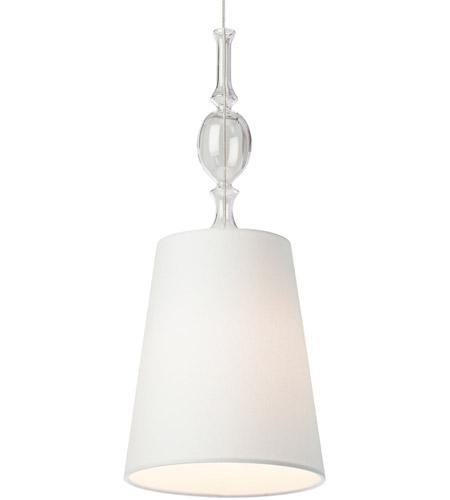 Tech Lighting 700fjkiewcs Leds930 Kiev 1 Light Satin Nickel Low Voltage Pendant Ceiling