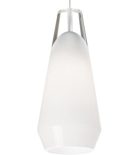 Tech Lighting 700fjlstws Leds930 Ra 1 Light Satin Nickel Low Voltage Pendant Ceiling