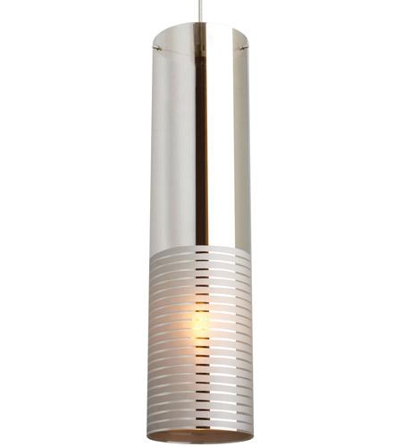 Tech Lighting 700tdmtngpmcs Led927 Matan Led 6 Inch Metallic Chrome Pendant Ceiling Light Grande