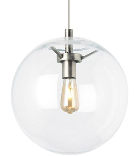 Tech Lighting 700tdplnpcs Led927 Palona Led 14 Inch Satin Nickel Pendant Ceiling Light