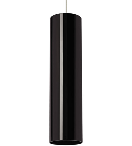 tech lighting piper 1 light line voltage pendant in satin. Black Bedroom Furniture Sets. Home Design Ideas