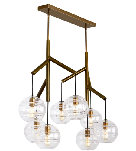 Tech Lighting Metal Sedona Chandeliers
