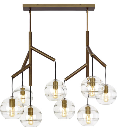 the latest bb420 a7e49 Tech Lighting 700SDNMPL2CR-LED927 Sedona LED 39 inch Aged Brass Double  Chandelier Ceiling Light