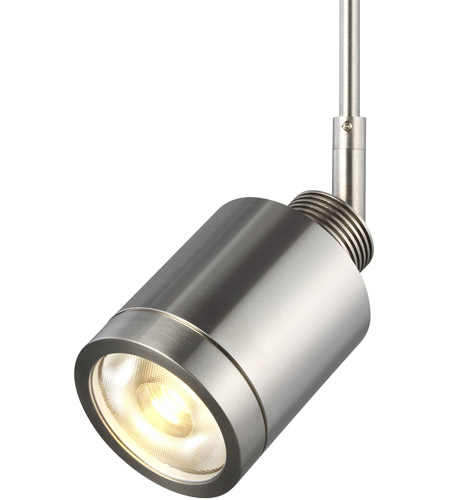 Satin Nickel Aluminum Tellium Track Lighting