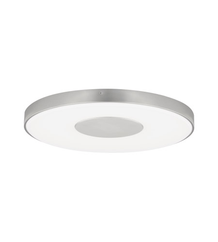 Tech Lighting 700fmwntrls Led830 Wynter Led 22 Inch Satin Nickel Flush Mount Ceiling Light Photo