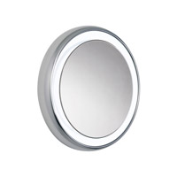 Tech Lighting Tigris Round 2 Light Bath Mirror in Chrome 700BCTIGRS32C-CF