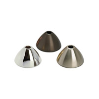 Belladonna Satin Nickel 5 inch Shade