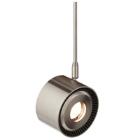 Tech Lighting 700FJISO8272003S-LED Iso 1 Light 12V Satin Nickel Low-Voltage Head Ceiling Light