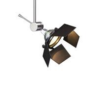 Tech Lighting 700FJSP1C Sprocket 1 Light Chrome Low-Voltage Head Ceiling Light