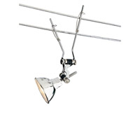 Jane 1 Light Halogen Chrome Low-Voltage Kable Lite Head Ceiling Light