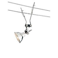 Tech Lighting 700KJAN36C Jane 1 Light Halogen Chrome Low-Voltage Kable Lite Head Ceiling Light