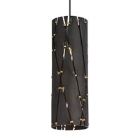 Crossroads 1 Light 4 inch Steel Low-Voltage Pendant Ceiling Light