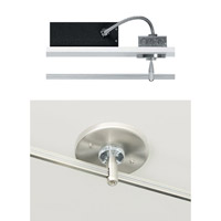 MonoRail Satin Nickel Rail Remote Kit Ceiling Light