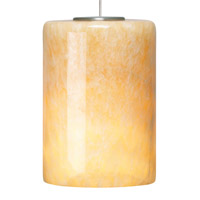 Cabo 1 Light 4 inch Satin Nickel Pendant Ceiling Light in Monopoint, Halogen