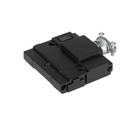 Unilume LED Slimline 4 inch Black Unilume LED Slimline Splice Box