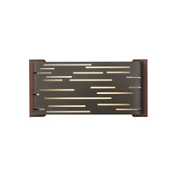 Revel 1 Light 4 inch Walnut Wall Sconce Wall Light