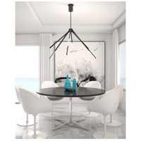 Tech Lighting 700AEONB-LED930 Aeon LED 38 inch Matte Black Pendant Ceiling Light, Grande alternative photo thumbnail