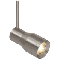 Ace 120V Satin Nickel MonoRail Head Ceiling Light in 14in., FreeJack, 3000K