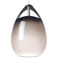 Tech Lighting 700MOALIKS Alina 1 Light 4 inch Satin Nickel Pendant Ceiling Light