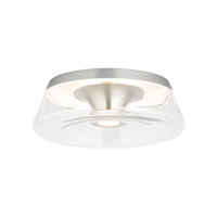 Tech Lighting Ambist LED Flush Mount in Satin Nickel Warm Color Dimming 3000K-2200K 90CRI 700FMAMBCS-LEDWD