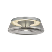 Tech Lighting Ambist LED Flush Mount in Satin Nickel Warm Color Dimming 3000K-2200K 90CRI 700FMAMBKS-LEDWD