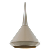 Arcell 1 Light 6 inch Satin Nickel Low-Voltage Pendant Ceiling Light