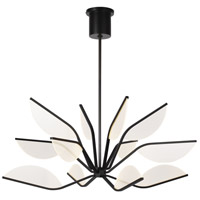 Tech Lighting 700BLT38B-LED930 Belterra LED 38 inch Matte Black Chandelier Ceiling Light