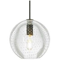 Tech Lighting 700FJBUECS Bulle 1 Light 12V Satin Nickel Low-Voltage Pendant Ceiling Light