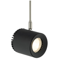 Burk 1 Light Black Low-Voltage Head Ceiling Light