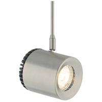 Tech Lighting 700MPBRK9353506AS Burk 1 Light 120V White Ash and Satin Nickel Low-Voltage Head Ceiling Light