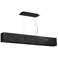 Crossroads LED 46 inch Steel Linear Suspension Ceiling Light