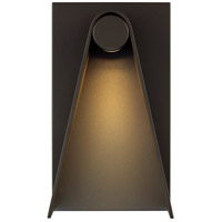 Bronze Aluminum Elpha Outdoor Wall Lights