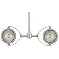 Tech Lighting 700MOELT12S Elton 2 Light Satin Nickel Low-Voltage Head Ceiling Light