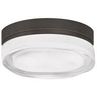 Tech Lighting 700FMFLDRLS Fluid 2 Light 11 inch Satin Nickel Ceiling Ceiling Light