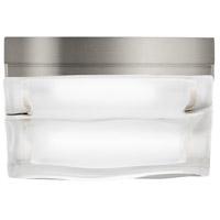 Tech Lighting 700FMFLDSSS Fluid 1 Light 5 inch Satin Nickel Ceiling Ceiling Light