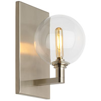 Gambit LED 6 inch Satin Nickel Wall Sconce Wall Light