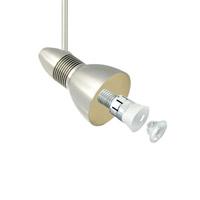 Tech Lighting 700FJHEL4003Z-LED Helios 1 Light 12V Antique Bronze Low-Voltage Head Ceiling Light