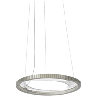 Tech Lighting 700INT18S-LED827 Interlace LED 18 inch Satin Nickel Suspension Ceiling Light in 120V