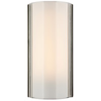 Tech Lighting 700WSJXNCS Jaxon 1 Light 3 inch Satin Nickel Wall Sconce Wall Light in Incandescent Clear