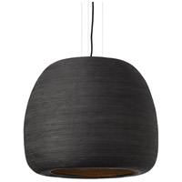 Karam LED 21 inch Black Pendant Ceiling Light