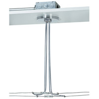 Kable Lite Chrome Kable Lite Dual-Feed Canopy Ceiling Light