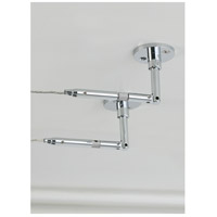 Tech Lighting Kable Lite Kable Lite Turnbuckles in Chrome 700PARTTC