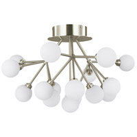 Tech Lighting 700FMMRAS-LED927 Mara LED 25 inch Satin Nickel Flush Mount Ceiling Light