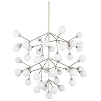Mara Grande LED 33 inch Satin Nickel Chandelier Ceiling Light
