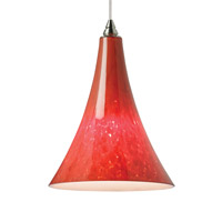 Melrose LED 7 inch Chrome Low-Voltage Pendant Ceiling Light