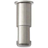 Tech Lighting MonoRail Rail Rigid Standoff in Satin Nickel 700MOS01S