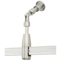 Tech Lighting 700MOCVLTS Monorail Satin Nickel Rail Standoff Vault Adapter Ceiling Light