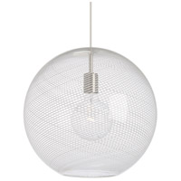 Tech Lighting Glass Palestra Pendants
